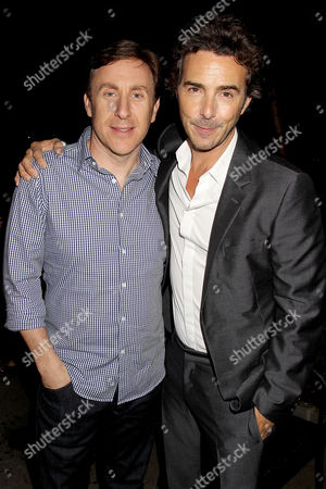 Jonathan Tropper and Shawn Levy