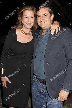 Paula Weinstein and Jon Patricof