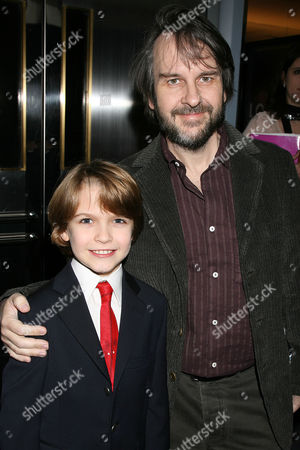 Christian Ashdale and Peter Jackson