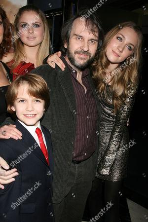 Christian Ashdale, Rose McIver, Peter Jackson, Saoirse Ronan