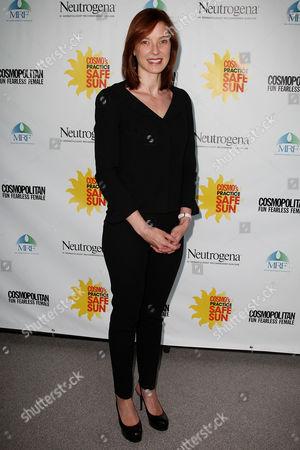 Editorial picture of Cosmopolitan Magazine Celebrates Second Annual Practice Safe Sun Awards, New York, America - 29 Jun 2011