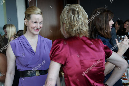 Laura Linney and Kate White (Cosmopolitan, Editor-in-Chief)