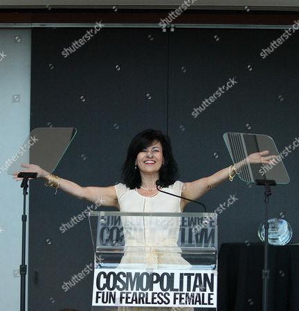 Donna Kalajian Lagani (Publisher, Cosmopolitan Magazine)