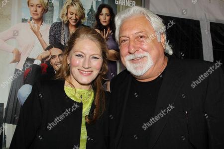 Geraldine James and Michael Tadross