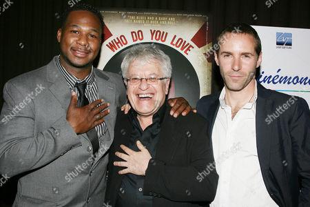 Robert Randolph, Jerry Zaks (Director) and Alessandro Nivola