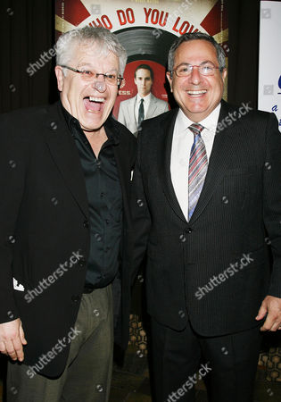 Jerry Zaks (Director) and Jonathan Mitchell (Producer)