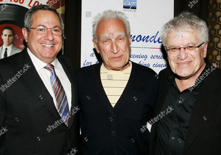 Jonathan Mitchell (Producer), Marshall Chess and Jerry Zaks (Director)