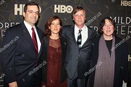 Kary Antholis, Pamela Koffler, Todd Haynes and Christine Vachon