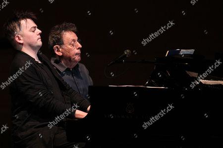 Nico Muhly and Philip Glass