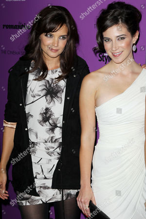 Katie Holmes, Rebecca Lawrence