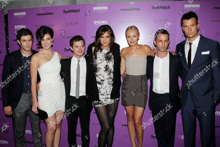 Adam Brody, Rebecca Lawrence, Elijah Wood, Katie Holmes, Malin Akerman, Josh Duhamel