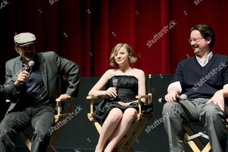 Elias Koteas, Chloe Grace Moretz, Matt Reeves (Writer, Director)