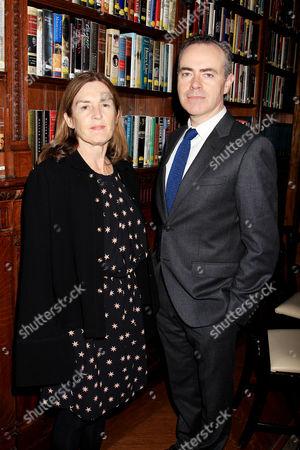 Finola Dwyer and John Crowley