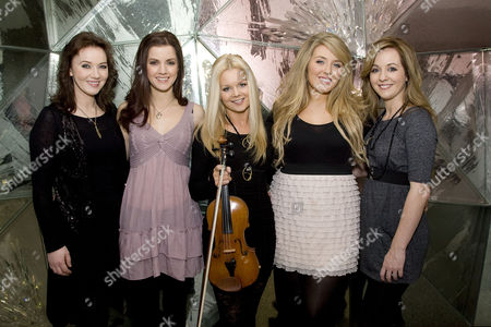 Celtic Woman - Alex Sharpe, Lynn Hilary, Mairead Nesbitt, Chloe Agnew and Lisa Kelly