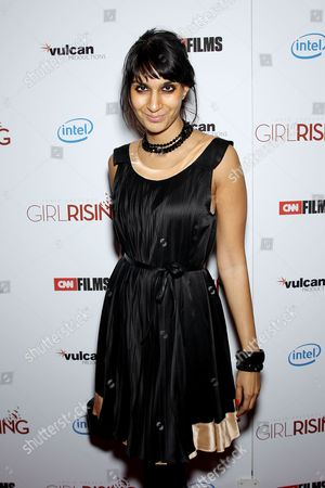 Editorial image of 'Girl Rising' film premiere, New York, America - 06 Mar 2013