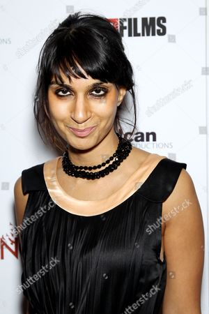 Stock Photo of Soleil Nathwani