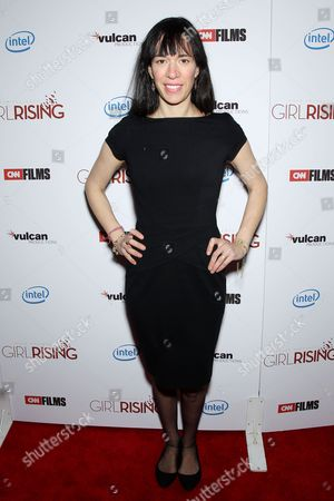 Editorial picture of 'Girl Rising' film premiere, New York, America - 06 Mar 2013