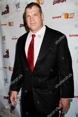 Stock Image of Kane (Glenn Jacobs)