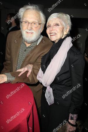Alvin Epstein and Lucille Patton