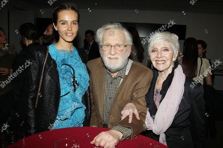 Editorial photo of 'Engram' film screening cocktail party, New York, America - 31 Mar 2014