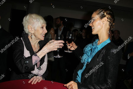 Stock Image of Lucille Patton and Isabel Lucas