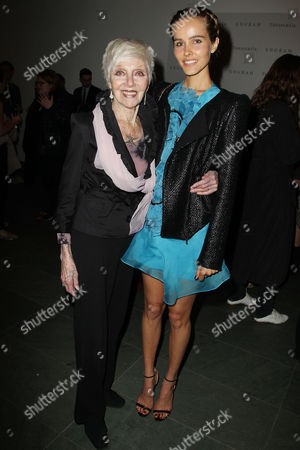 Stock Picture of Lucille Patton and Isabel Lucas