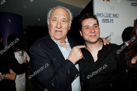 Jerry Adler and Adam Ferrera
