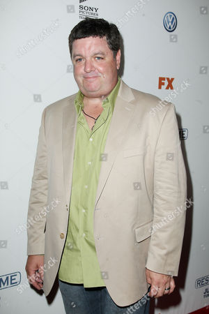 Editorial image of Season Six Premiere Screening of 'Rescue Me', New York, America - 24 Jun 2010