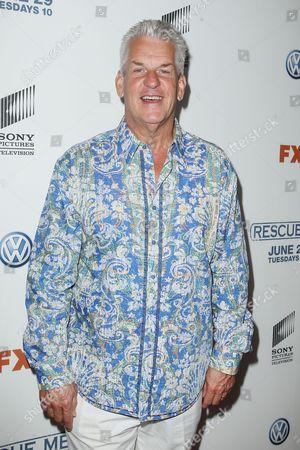 Editorial photo of Season Six Premiere Screening of 'Rescue Me', New York, America - 24 Jun 2010