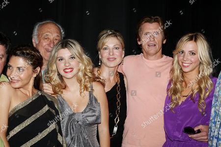 Jerry Adler, Callie Thorne, Tatum O'Neal, Olivia Crocicchia, Denis Leary and Natalie Distler
