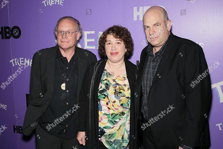 Eric Overmyer(Exec. Producer), Nina Martin Noble (Exec. Producer), David Simon