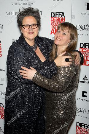 Cindy Allen, Johanna Osburn