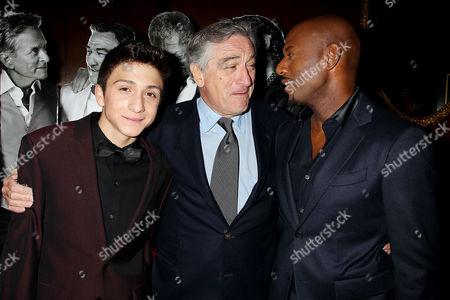 Editorial image of 'Last Vegas' film premiere, New York, America - 29 Oct 2013