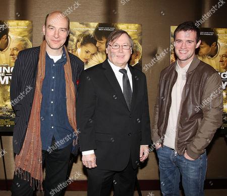 Editorial image of 'Walking the Enemy' film premiere, New York, America - 31 Mar 2014