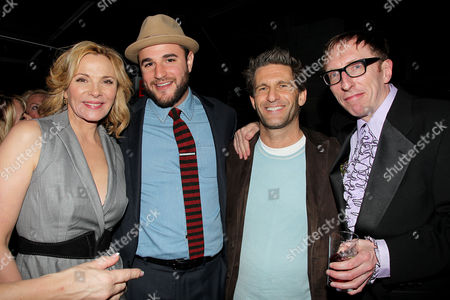 Editorial image of 'Henry's Crime' Film Screening, New York, America - 04 Apr 2011