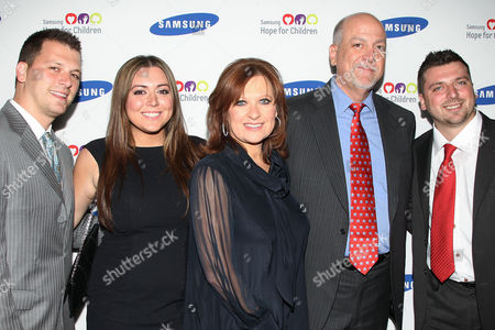 Editorial photo of Samsung Hope For Children Gala 2012, New York, America - 04 Jun 2012