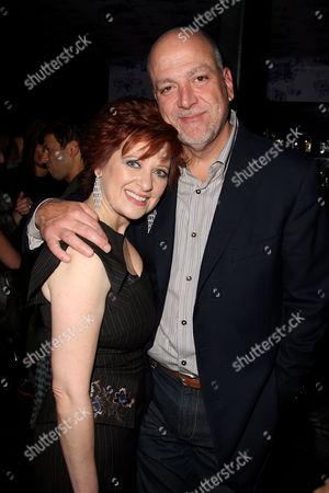 Caroline Manzo and husband Albert Manzo
