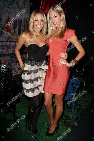 Katie Mox and Lauren Stoner