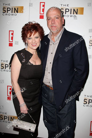 Editorial picture of 'The Spin Crowd' TV Season Finale Party, New York, America - 06 Oct 2010