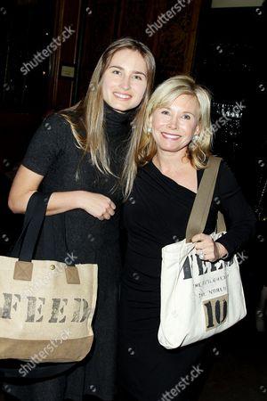 Lauren Bush, Sharon Bush