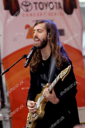 Imagine Dragons - Daniel Wayne Sermon