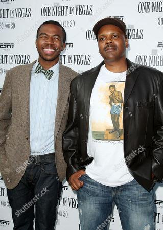 Joshua Bennett and Reggie Rock Bythewood