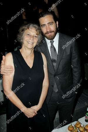 Stock Image of Naomi Gyllenhaal, Jake Gyllenhaal