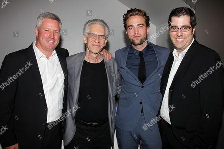 Editorial photo of 'Cosmopolis' film premiere, New York, America - 13 Aug 2012