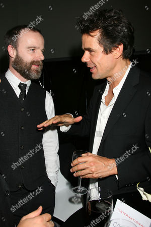 Brian F. O Byrne and Director Tom Tykwer