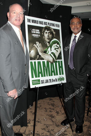 Marty Lyons and Richard Castor