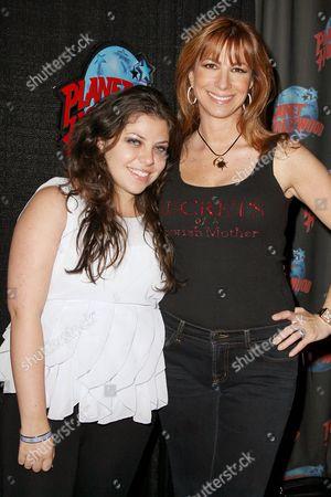 Ally Shapiro Zarin and Jill Zarin