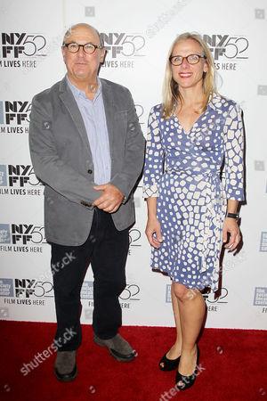 Robert Kenner and Melissa Robledo