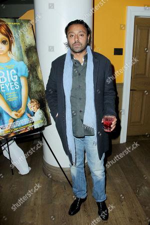 Editorial image of 'Big Eyes' film screening, New York, America - 10 Dec 2014