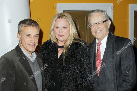 Christoph Waltz, Katharina Otto-Bernstein, Nathan Bernstein